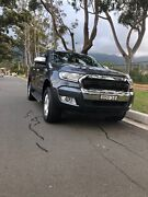 2016 Ford Ranger Ute XLT 4X4 DUAL CAB Wollongong Wollongong Area Preview