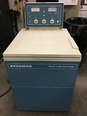 Beckman Model J-6b Refrigerated Centrifuge