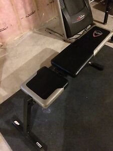 3 Position Bench