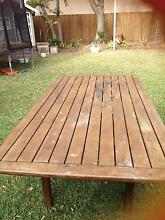 Outdoor Garden Furniture ( Devon Brand) Beecroft Hornsby Area Preview