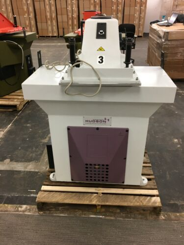 Hudson Swing Beam Hydraulic Press 220v 3 Phase HA27-20 20 X 20 Surface #3