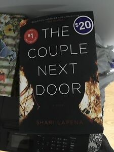 """The couple next door"" book"