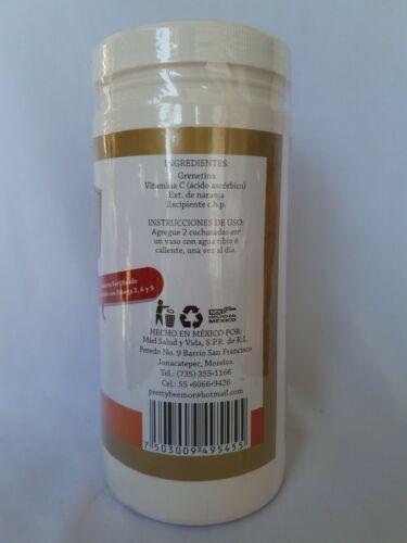 GRENETINA 100% NATURAL HIDROLIZADA ( Orange Flavor///Sabor Naranja ) 2