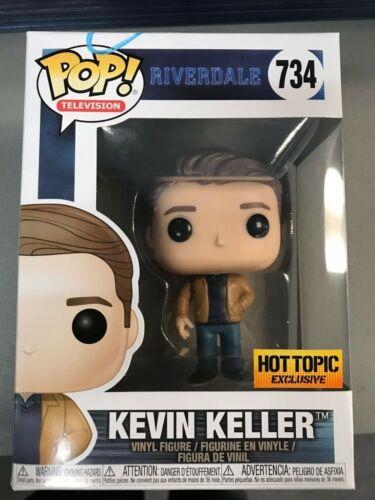 Riverdale Kevin Keller Casey Cott Funko Pop Vinyl Autographed Signed COA