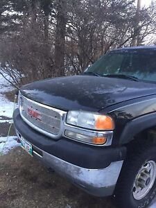 2001 gmc  sierra 2500 hd
