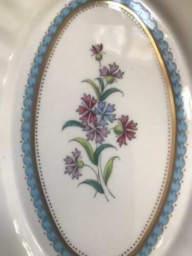 Spode TRAPNELL F 1427-M Sweet Dish 8 Fine Bone China Made In England - $55.95
