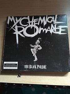 My Chemical Romance Welcome to The Black Parade CD