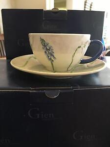 Gien Alice pattern breakfast cup Naremburn Willoughby Area Preview