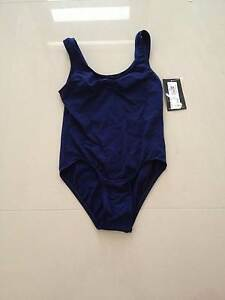 Blue Bloch leotard   - ch large  fit 8 - 10 years Runaway Bay Gold Coast North Preview