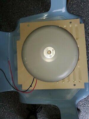Potter Mba-10g12pv2 Bell 12vdc Alarm 10 New
