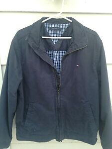 Mens large Tommy Hilfiger jacket mint..