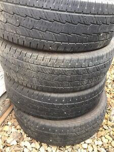 P255/70R17 Cooper Discovery Tires