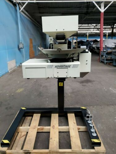 Automated Packaging Systems Accu-Count Advantage Parts/Batch Counter