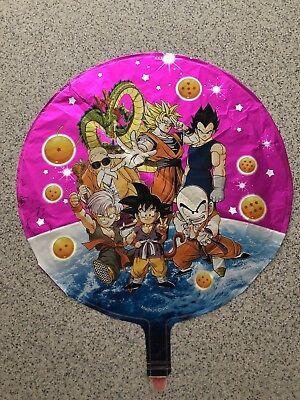 Dragon Ball Z Foil Balloon Pack Of 4 - Dragon Balloons