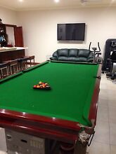 Slate pool table - immaculate condition Nerang Gold Coast West Preview