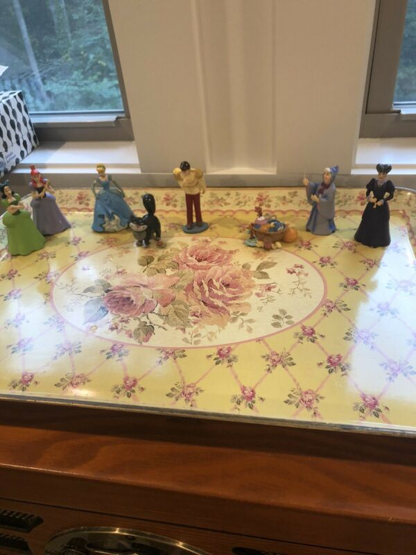 cinderella figures lot