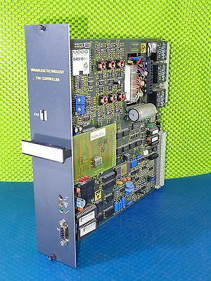 For Robot Bosch Scara Sr80 Controller Moog T161 T161-211 A Invoice Art.4