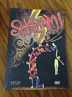 SHAZAM! Un Spectacle de Philippe Decoufle, DVD, Region 0