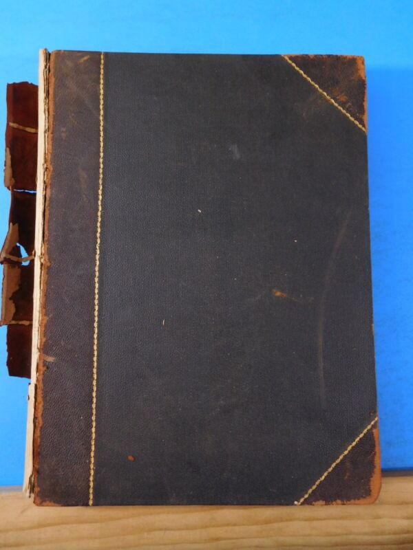 Railroad and Engineering Journal Vol 64 1890 Hard Cover 576 Pages