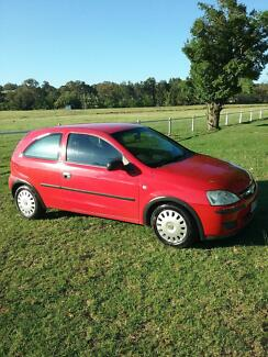 Holden Barina 3 door Hatch 2004 Warwick Southern Downs Preview
