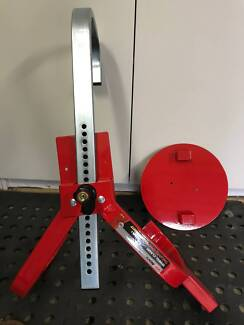 Wheel clamp Vermont Whitehorse Area Preview