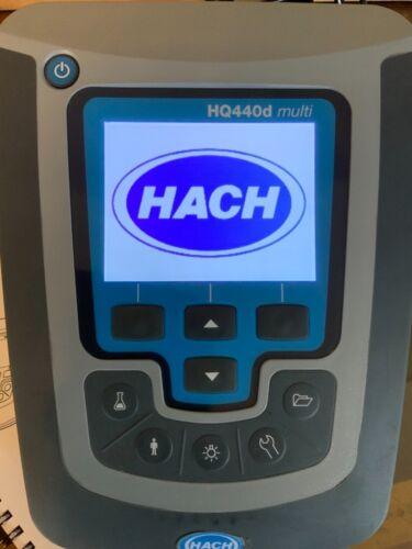 HACH HQ440D Laboratory Dual Input, Multi-Parameter Meter - pH, Conductivity….