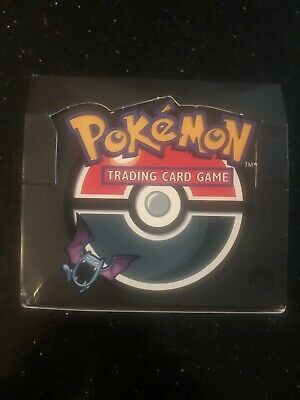 Pokemon Team Rocket Booster Box 1st Edition empty Box Used Condition