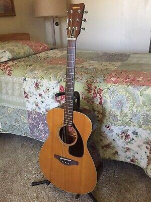 Vintage Yamaha FG-150 Guitar Red Label