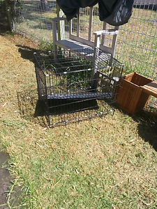 Large pet cage Hampton East Bayside Area Preview