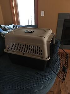 Small-to medium size dog kennel for sale