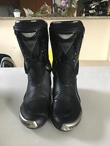 Dainese motorcycle boots for sale - almost new Bronte Eastern Suburbs Preview