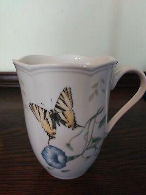 Lenox Butterfly Meadow - Tiger Swallowtail Mug 4 1/4