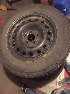Brand new winter tires 215/60r16