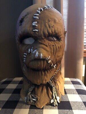 Distortions Halloween Masks (Distortions Unlimited Scarecrow Halloween Mask.  LOOK!!! Not Don)