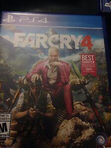FarCry4 PS4 10$