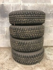 235/65R17 hankook dynapro winter tires