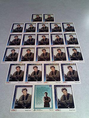 *****Randy Travis*****  Lot of 24 cards