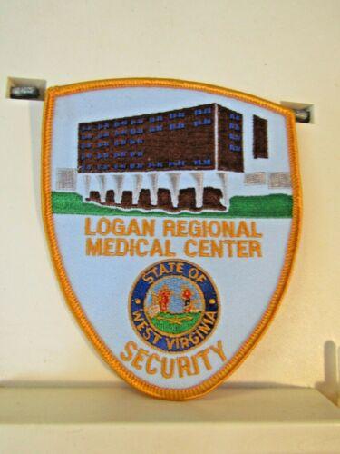 "Logan Regional Medical Center Security State of West Virginia WV  unused 4.5"" *"