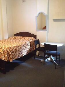 SYDENHAM  - CLOSE TO TRAIN STATION.    CLEAN PRIVATE BEDROOM Sydenham Marrickville Area Preview