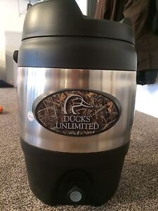 Ducks Unlimited Water/Drink Cooler
