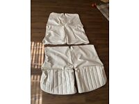 2000 Maxum 3000 SCR boat bow pad Covers OEM