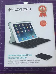 iPad Mini Case with Bluetooth Keyboard