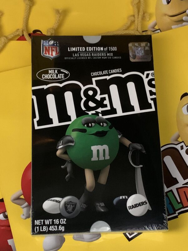 Las Vegas Raiders M&M