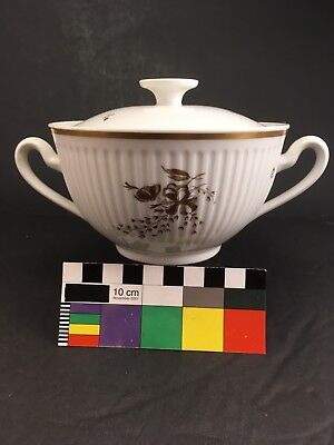 Royal Copenhagen CLARISSA Lidded Sugar Bowl NICE