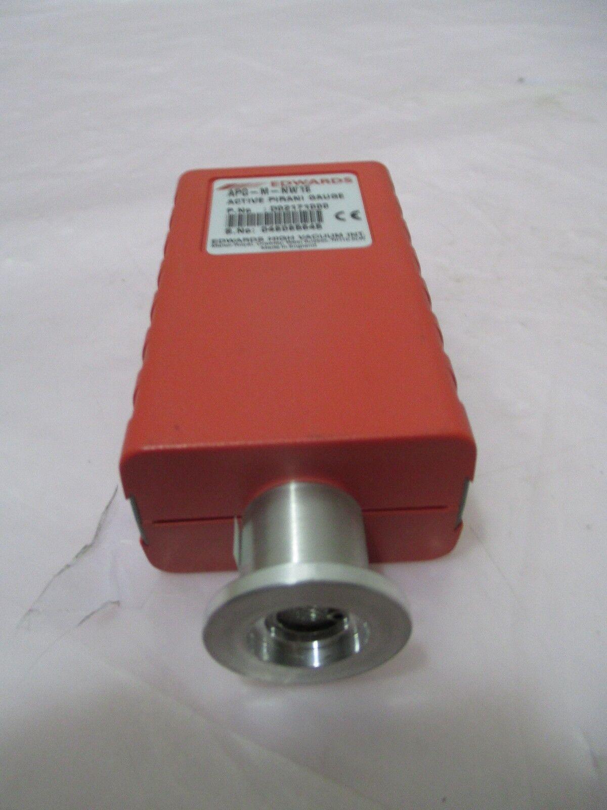 BOC Edwards APG-M-NW16 Active Pirani Gauge, 421208