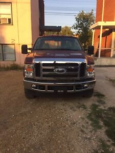 2008 Ford F-250 Super Duty 4+4 5.4 new safety