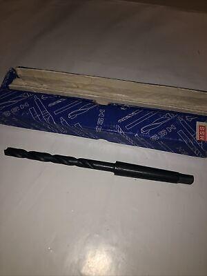 516 Dia Hss Taper Shank Drill With Morris Taper 1 2 Pcs Lot