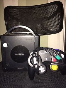 GameCube System, Cords, Controller