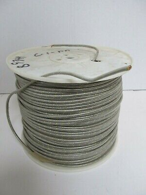 100 Ft. Omega Expp-k-20s-tcb-p - Type K Duplex Thermocouple Extension Cable