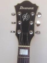 Ibanez 'Artcore' Electric guitar with hard case West Wallsend Lake Macquarie Area Preview